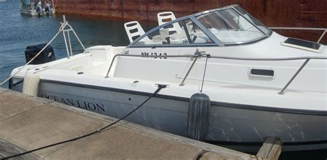 Cuddy Cabin Power Boats by 1996 Wellcraft Cuddy Cabin Power Boat For Sale Www