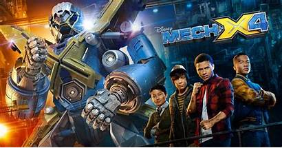 Mech X4 Disney Season Wallpapers Channel Xd
