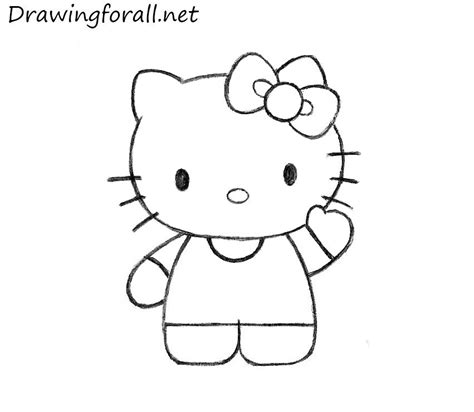 draw  kitty drawingforallnet