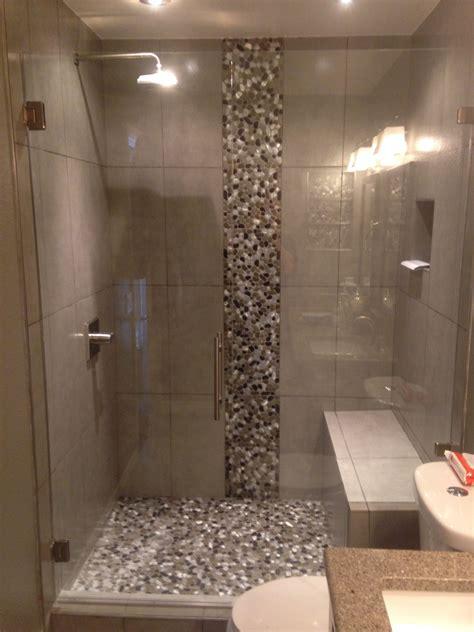 completed shower door  denver colorado shower doors