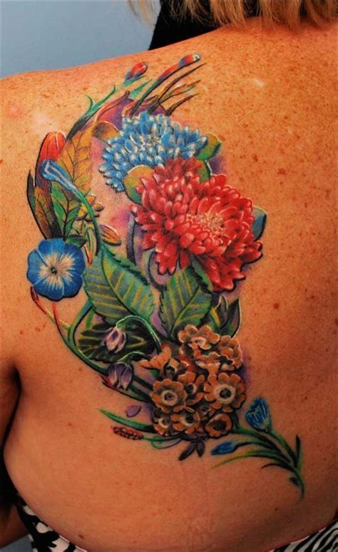 88 Best Flower Tattoos On The Internet  Amazingly Beautiful