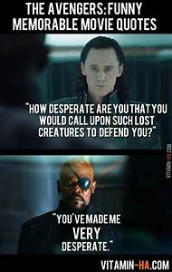 The Avengers Movie Quotes. QuotesGram