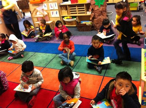 passage of prop 30 opens preschool doors to hundreds in 865   Write your name get a book come to group1