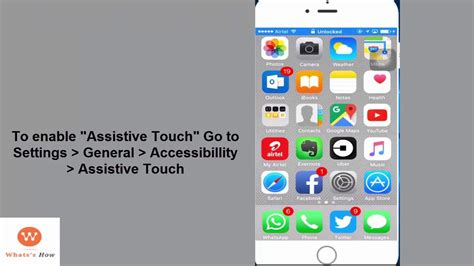 how to use gestures on iphone how to use assistive touch iphone custom gestures iphone How T