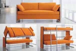 doc sofa bunk bed weird and unusual bed designs