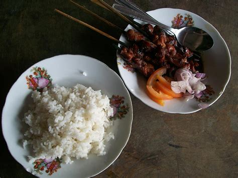 cuisine central sate kambing