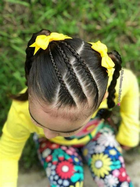 peinados hermosos  ninas luciran como princesas