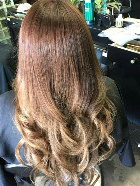 curly ombre hair styles long hair styles beauty