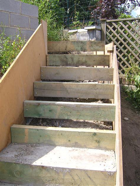 Lapeyre Escaliers Extérieurs by Escalier Bois Exterieur Lapeyre Escalier Ext 233 Rieur 006