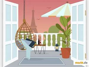 tipps zur balkongestaltung marktde With französischer balkon mit dekosteine garten groß