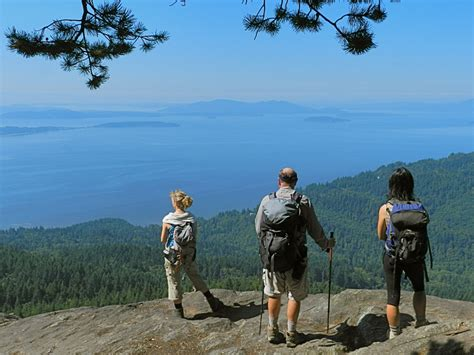 Oyster Dome - Hiking