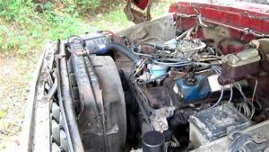 1978 Ford F250    351 Idling