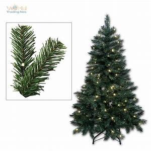 Weihnachtsbaum Led Außen : k nstlicher led weihnachtsbaum christbaum mit leds beleuchtet f r innen au en ebay ~ Markanthonyermac.com Haus und Dekorationen