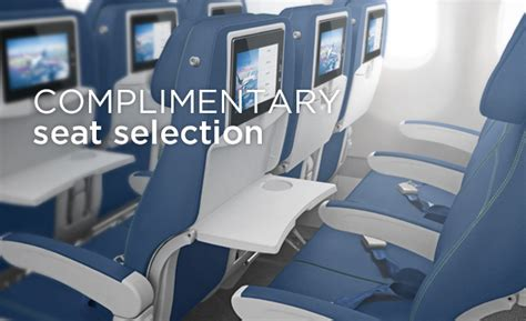 option plus air transat option plus in economy class with free seat selection air transat