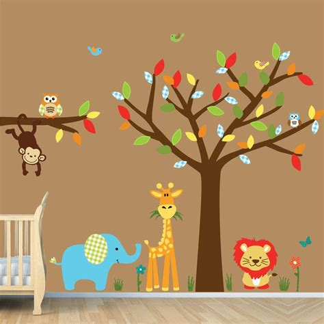 Wall Stickers For Kids Rooms 2017  Grasscloth Wallpaper