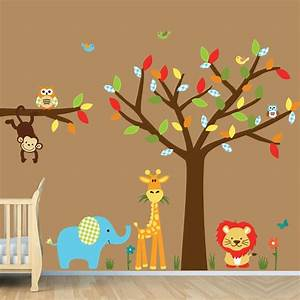 wall stickers for kids rooms 2017 grasscloth wallpaper With wall decals for kids rooms