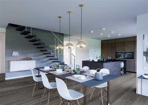 Moderne Häuser Mit Grossen Fenstern by Moderne H 228 User Zeitlos Geradlinig