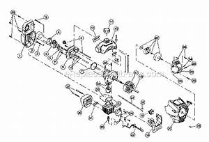 Craftsman 316292640 Parts List And Diagram