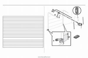 Chamberlain Garage Door Opener Manual Hd220