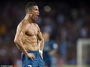 Cristiano Ronaldo Loses Appeal Against Ban For Pushing Ref