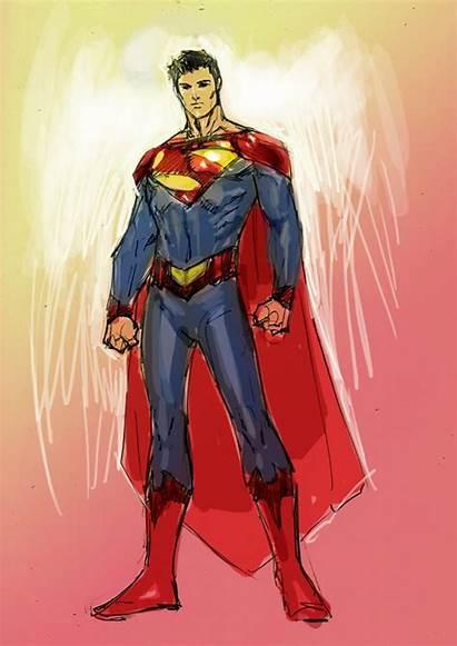 Superman Earth 52 Justice League Wallpapers Wallpapersafari