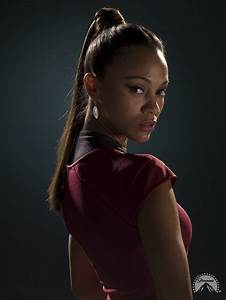 Zoe Saldana | Star Trek Promotional Photography - Zoe ...