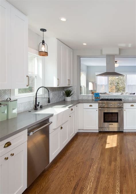 farmhouse inspired white kitchen ideas martha stewart