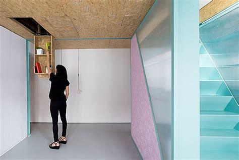 Moving Walls & Secret Furniture The Delightfully Flexible