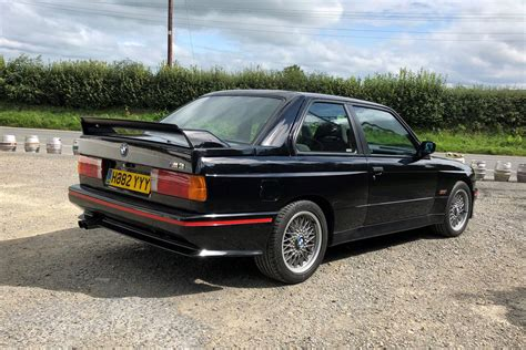 1991 Bmw E30 by 1991 Bmw E30 M3 Sport Evolution Motoring Research