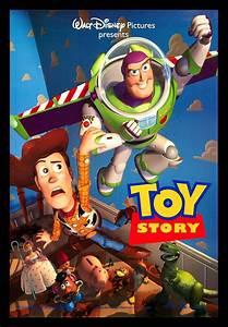 TOY STORY * CineMasterpieces DISNEY ORIGINAL MOVIE POSTER ...