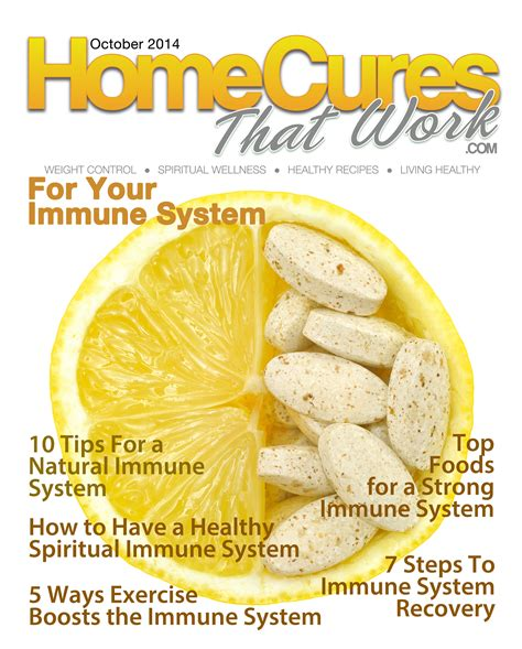 Home Cures That Work For Your Immune System