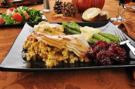 thanksgiving dinners local city restaurants offer delicious menus for shorebread