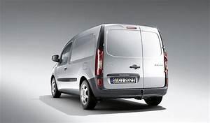 Mercedes-benz Citan  City Delivery Van Revealed