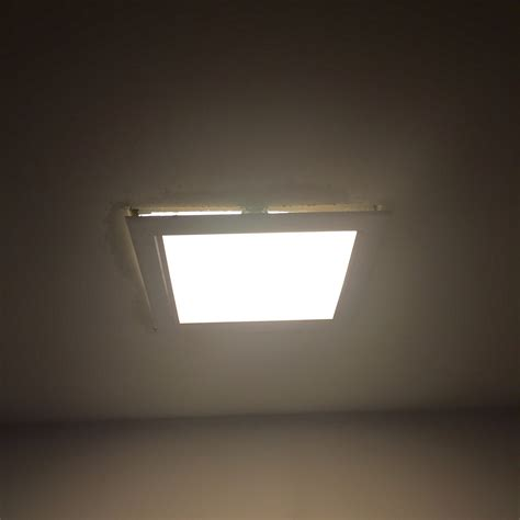 replacing ceiling light fixture lighting replacing square flush mount light falling out
