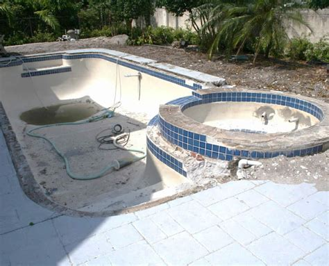 pool remodel cost before after south miami project