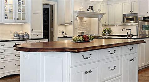 type de comptoir de cuisine comptoir de cuisine en bois f design