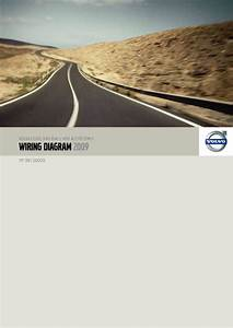 2009 Volvo C30 S40 V50 C70 Wiring Diagram Service Manual