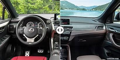 Lexus Bmw Nx X1 Vs Interior Cockpit