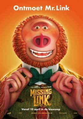 missing link nederlandse versie vue cinemas