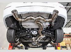 Meisterschaft BMW F30 335ixi Exhaust Systems from GMP