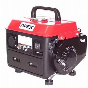 06260 Generateur Electrique Portable 950 1x 230v Groupe