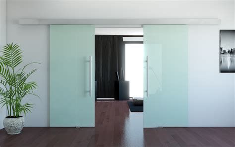 pocket doors frosted glass door with stainless steel handle for