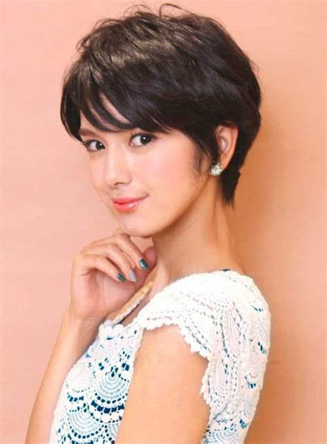 Asian Pixie Hairstyles by Most Lovely Asian Pixie Cut Pics Hairstyles 2017