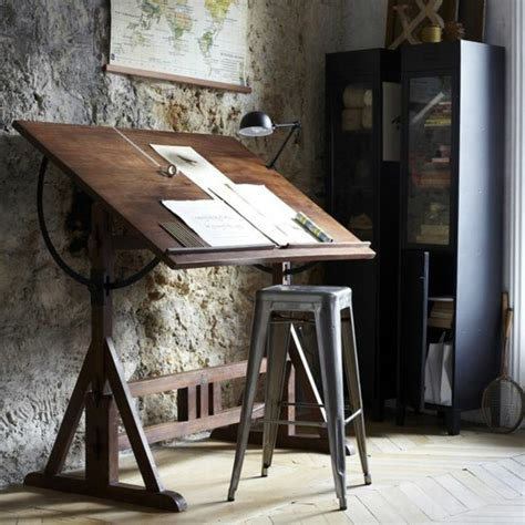 bureau style industriel idées de décoration d 39 un bureau style industriel