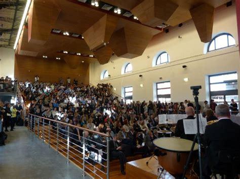 Foto Roma Tre Nell'ex Mattatoio Festa Per La Nuova Aula