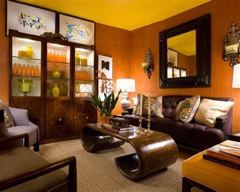 black brown blue livingroom minimalist home dezine dark