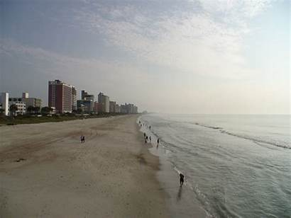 Myrtle Beach Carolina South Sc Strand North