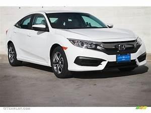 2017 Taffeta White Honda Civic LX Sedan #116985564 ...