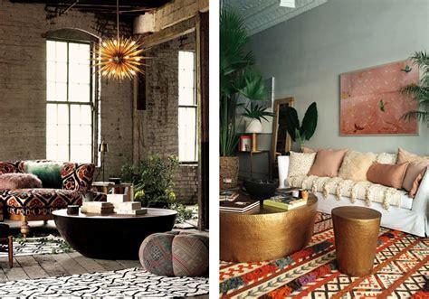 Modern Bohemian Interiors