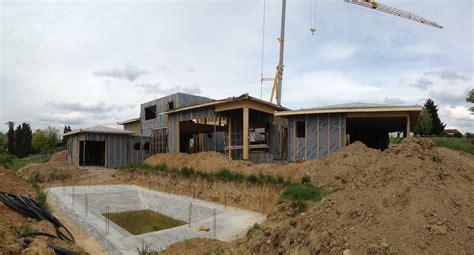 constructeur maison bois lyon maison moderne